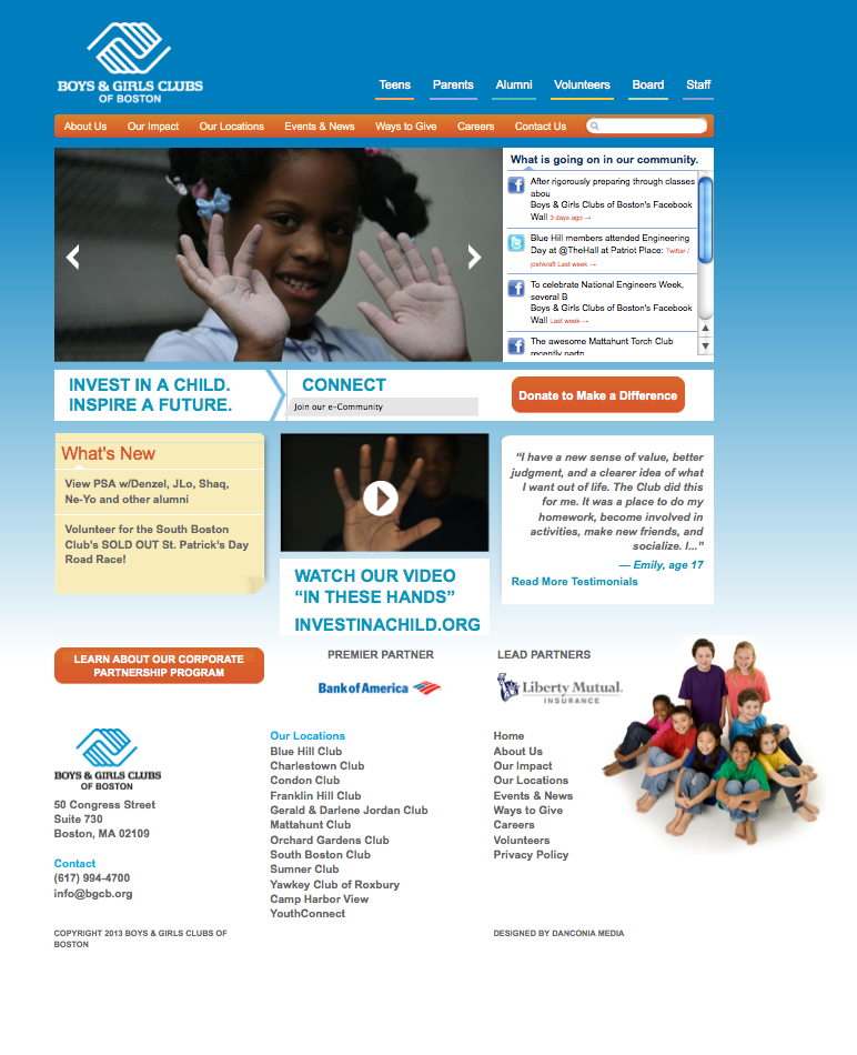 boys & girls club boston website