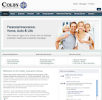 colby group website