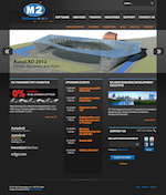 m2 technologies website
