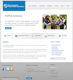 nhpha website
